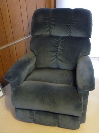 La Z Boy Recliner Cat Limited Edition BARGAIN The Fat Fingers Of Justice